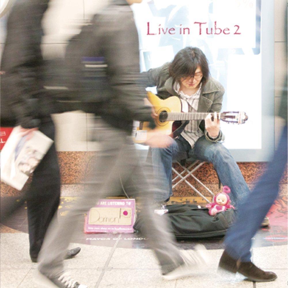 Live in Tube2ジャケット